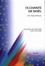 Proust P. - 15 Chants De Noel Proust