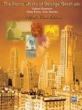 Gershwin George - Cuban Overture - Piano Duet