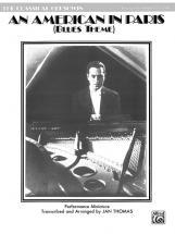 American In Paris - Piano Solo