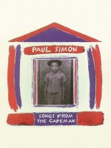 Simon Paul Songs From The Cape Man - Pvg