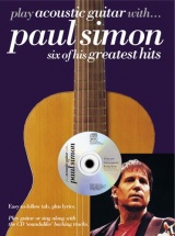 Play Acoustic Guitar With... Paul Simon + Cd - Guitar Tab