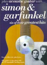 Simon & Garfunkel - Play Acoustic Guitar With + Cd