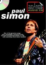 Play Along Guitar Audio Cd : Paul Simon - Guitare Tab