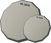 PRACTICE PAD SILENCIEUX DOUBLE FACE 6  VIC FIRTH