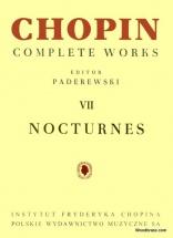 Chopin Frederic - Nocturnes (paderewski)
