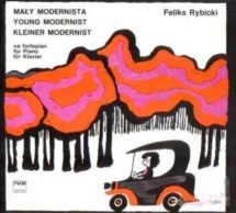 Rybicki F. - Young Modernist - Piano