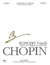 Chopin F. Ekier J. - Concerto En Fa Mineur Op21 - Piano - Score Concert Version