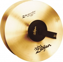 Zildjian A0471 - Cymbales Frappees Marching Z Mac 14 Paire