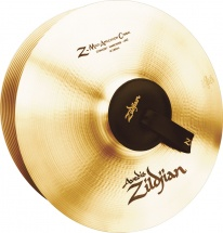 Zildjian A0475 - Cymbales Frappees Marching Z Mac 16 Paire