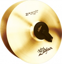 Zildjian A0477 - Cymbales Frappees Marching Z Mac 18 Paire