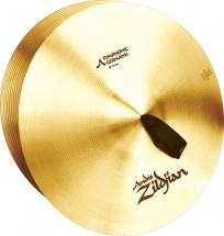 Zildjian A0490 - Cymbales Frappees A-series 18 Symphonic-germanic Tone Pair