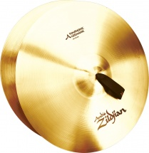 Zildjian A0492 - Cymbales Frappees A-series 20 Symphonic-germanic Tone Pair
