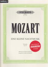 Mozart W. A. - Eine Kleine Nachtmusik (serenade) K.525 - Violon & Piano