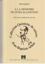 Quibel B. - A La Mmoire De Ellington D.