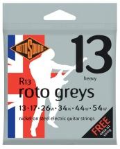 Rotosound Roto Greys Heavy 13 17 26 34 44 54