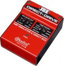 Radial Jdx-direct-drive