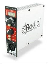 Radial Powertube - Preampli A Lampe