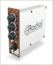 Radial Q3 - Egaliseur