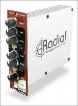 Radial Q4 - Egaliseur