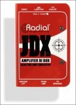 Radial Jdx Reactor Di Active Pour Guitare