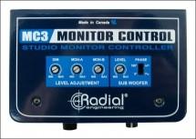 Radial Mc3 Distributeur De Signal Monitoring