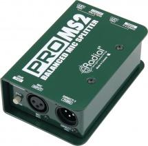 Radial Pro Ms2 Splitter Micro Passif