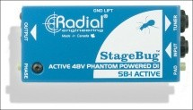 Radial Stagebug-1 Acoustic