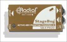 Radial Stagebug-4 Piezo