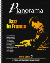 Pianorama Hors Serie Vol. 3 - Jazz In France + Cd