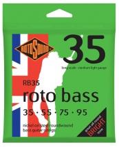 Rotosound Roto Bass Medium Light 35 55 75 95