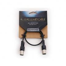 Rockboard Flax Plug Midi Cab-md-fx-30-bk