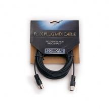 Rockboard Flax Plug Midi Cab-md-fx-500-bk