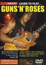 Learn To Play Guns 'n' Roses [dvd] - Guitar