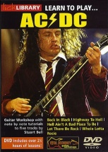 Learn To Play Ac/dc [dvd] - Guitar