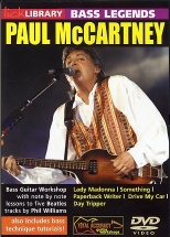 Bass Legends - Paul Mccartney [dvd] - Bass Guitar