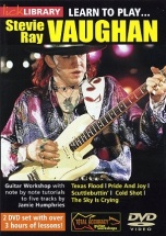 Learn To Play Stevie Ray Vaughan Volume 1 [dvd] - Guitar