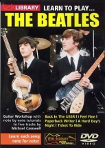 Learn To Play The Beatles [dvd] - Guitar