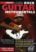 Lick Library - Learn Rock Guitar Instrumentals [dvd] - Guitar