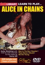 Lick Library - Learn To Play Alice In Chains [dvd] - Guitar