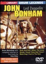 Lick Library Drum Legends John Bonham (led Zeppelin)