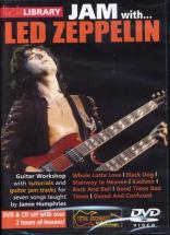 Methode Dvd - Lick Library Jam With Led Zeppelin Dvd + Cd