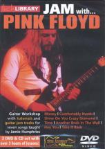 Lick Library Jam With Pink Floyd 2 Dvd + Cd - Guitare