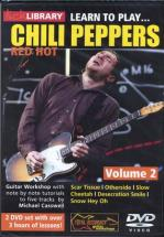 Lick Library Learn To Play Red Hot Chili Peppers Vol.2 (2 Dvd)