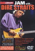 Dire Straits - Lick Library Jam + Cd - Guitare