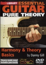 Lick Library - Essential Guitar - Pure Theory - Basics [dvd] [2008] - Guitar