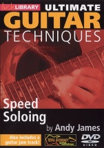 Lick Library - Ultimate Guitar Techniques - Speed Soloing [dvd] [2009] - Guitar