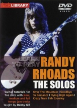 Lick Library - Learn To Play Randy Rhoads - The Solos [dvd] - Guitar