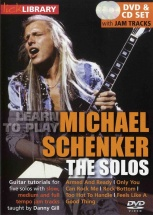 Lick Library Learn To Play Michael Schen - Guitar