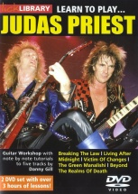 Lick Library - Learn To Play Judas Priest [dvd] - Guitar