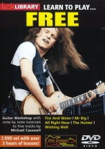 Lick Library Learn To Play Free 2 Dvd - Guitare